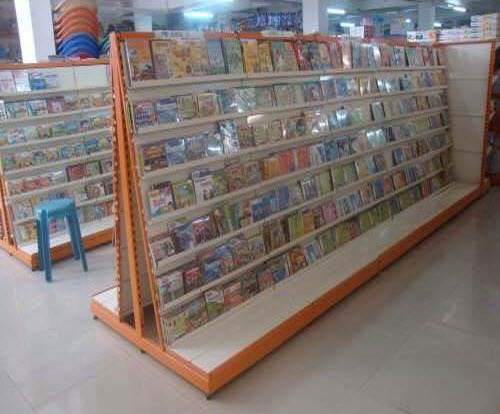 Sartec shelving system greeting cards display racks m4hsunfo
